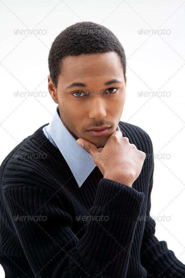 Handsome man - Stock Photo - Images