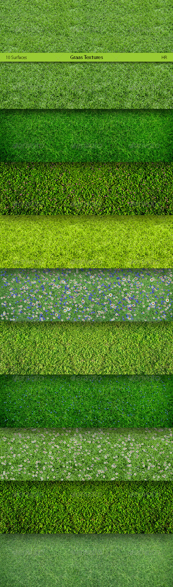 Grass Texture Graphics Designs Templates From Graphicriver