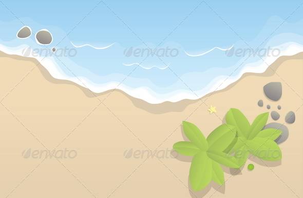 Shore - Backgrounds Decorative