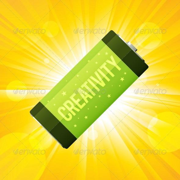 Creativity Battery - Miscellaneous Conceptual