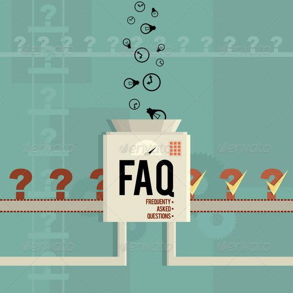 FAQ Machine - Web Technology