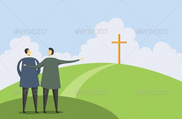Introducing Faith - Religion Conceptual