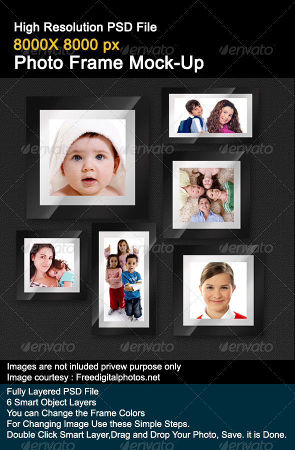 Photo Frame - Photo Templates Graphics