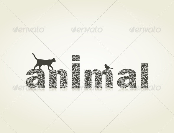 Animal4 - Animals Characters