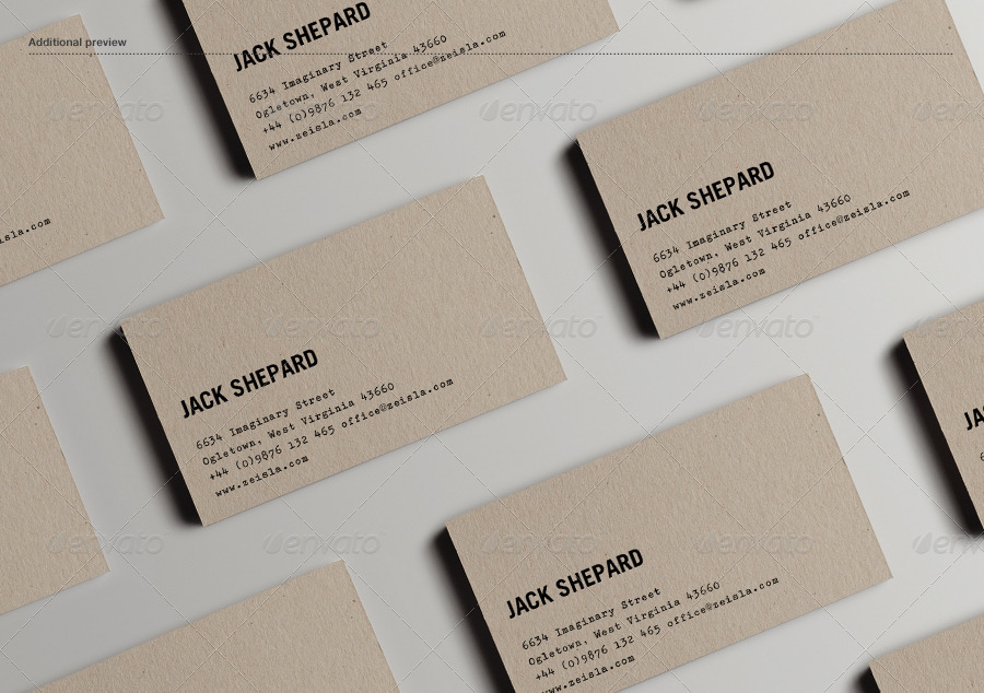 Colorful Business Card Board Component - Business Card Ideas ...