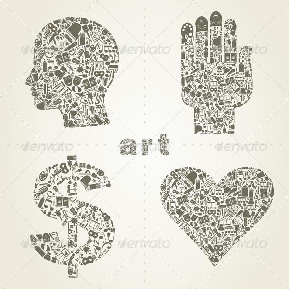 Art - Miscellaneous Vectors