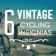 Vintage Cycling Insignias | Logos - GraphicRiver Item for Sale