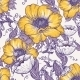 Beautiful Seamless Floral Pattern - GraphicRiver Item for Sale