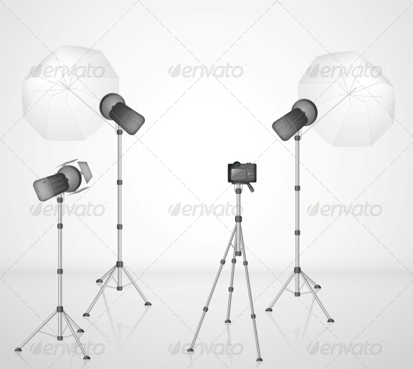 Photo Studio - Man-made Objects Objects