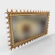 Mirror Decorative with Jewellery - 3DOcean Item for Sale