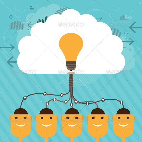 Shared Thought - Concepts Business