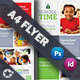School Time Flyer Template - GraphicRiver Item for Sale