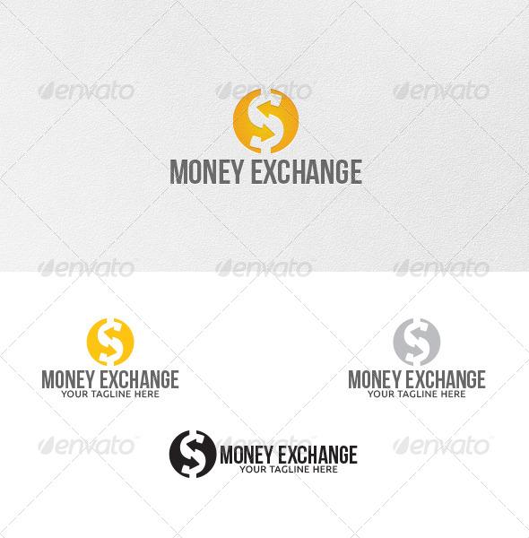 Money Exchange - Logo Template - Symbols Logo Templates