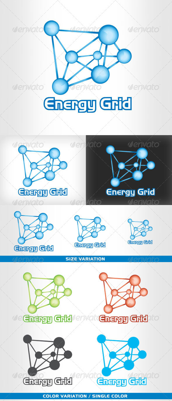 EnergyGrid - Logo for Business