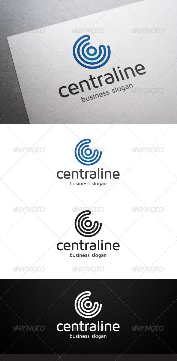 Centraline Logo - Abstract Logo Templates