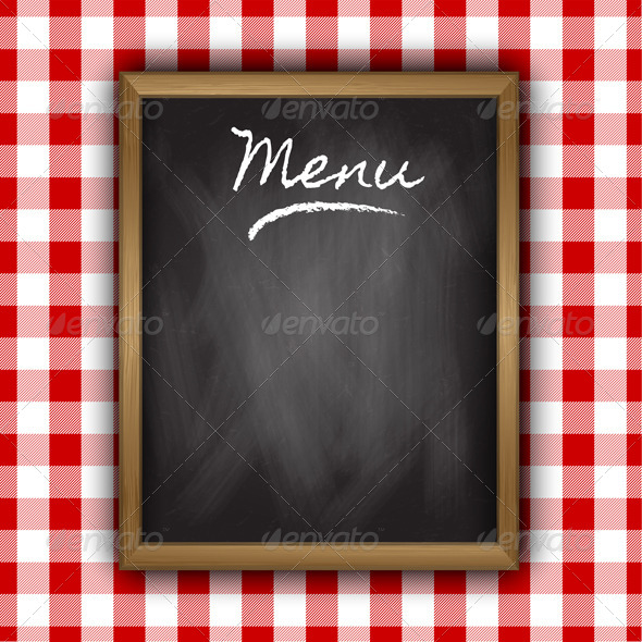 Menu Background - Backgrounds Decorative