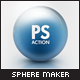 Sphere Maker Photoshop Action - GraphicRiver Item for Sale