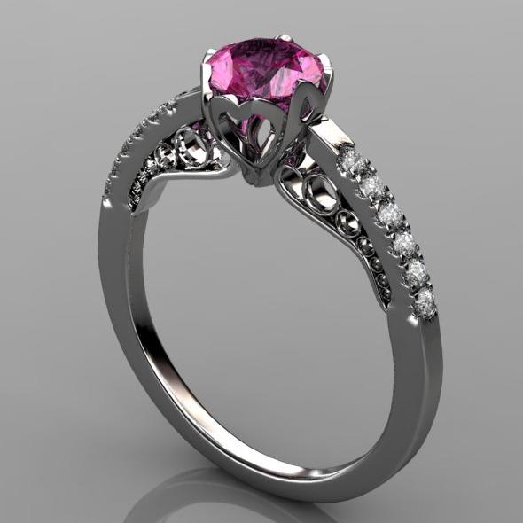 NRC3 Creative Ring - 3DOcean Item for Sale