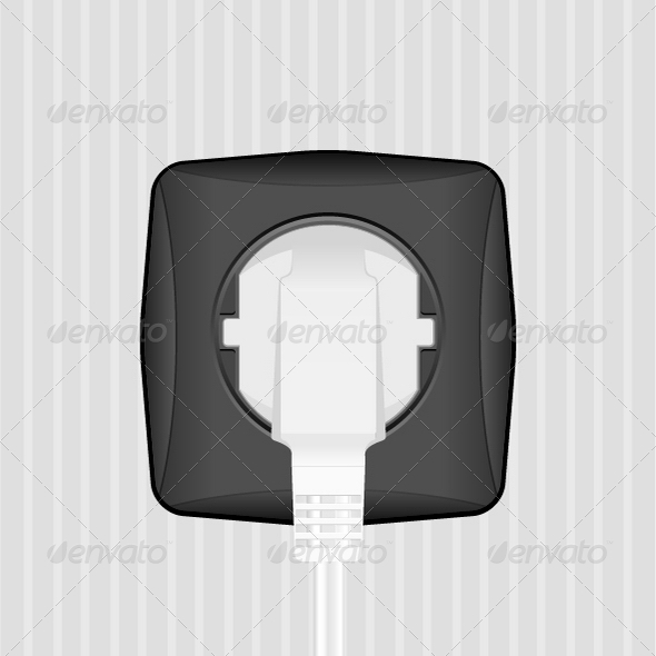 Electric Plug and Socket - Technology Conceptual