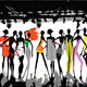 Fashion Show Crowd - GraphicRiver Item for Sale