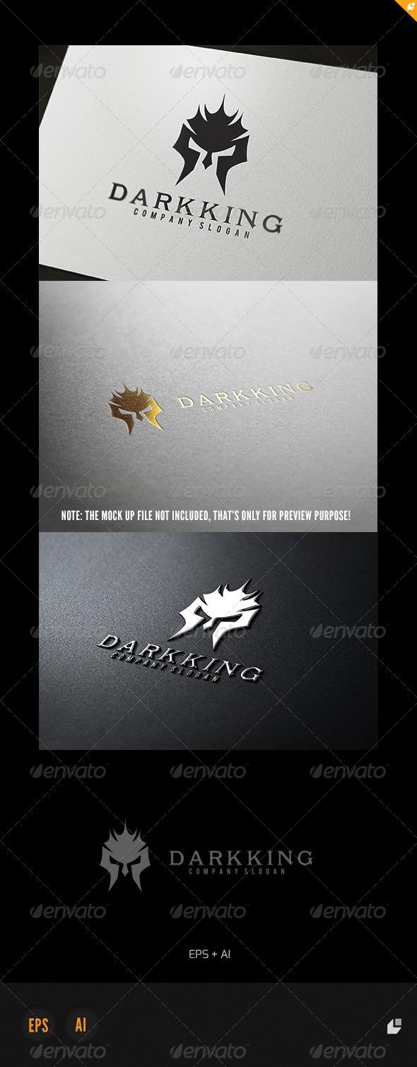 Dark King Logo - Humans Logo Templates