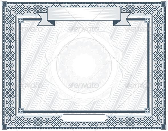 Cercificate - Backgrounds Decorative