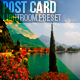 Post Card (Lightroom Preset) - GraphicRiver Item for Sale