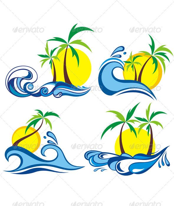 Palm Trees - Seasons Nature
