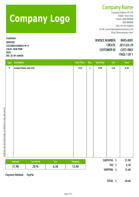 Screen1 ...  Pdf Invoices