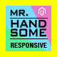 Responsive Magento Theme - Gala Mr.Handsome - ThemeForest Item for Sale