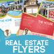 Real Estate Flyers - GraphicRiver Item for Sale
