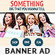 Shop and Dine Web Banner Design Template - GraphicRiver Item for Sale