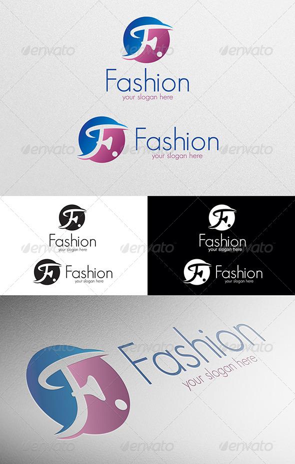 Fashion Logo - Letters Logo Templates