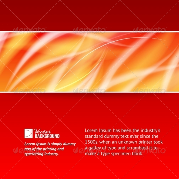 Abstract Smooth Horizontal Background. - Abstract Conceptual