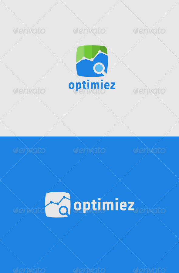 Optimiez Logo  - Objects Logo Templates