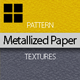 Metallized Colored Paper Patterns - GraphicRiver Item for Sale