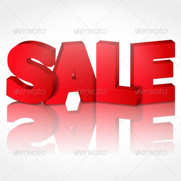 3D Sale - Retail Commercial / Shopping