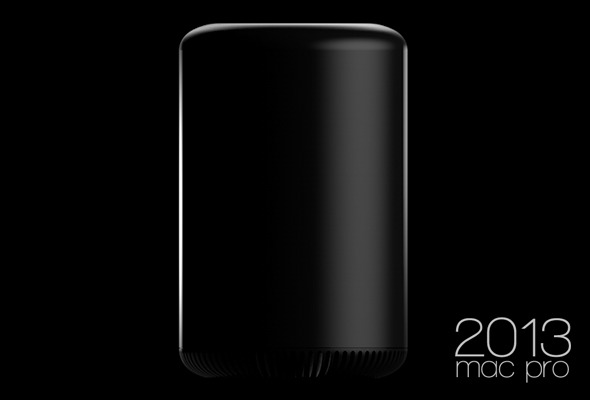 Apple Mac Pro 2013 - 3DOcean Item for Sale