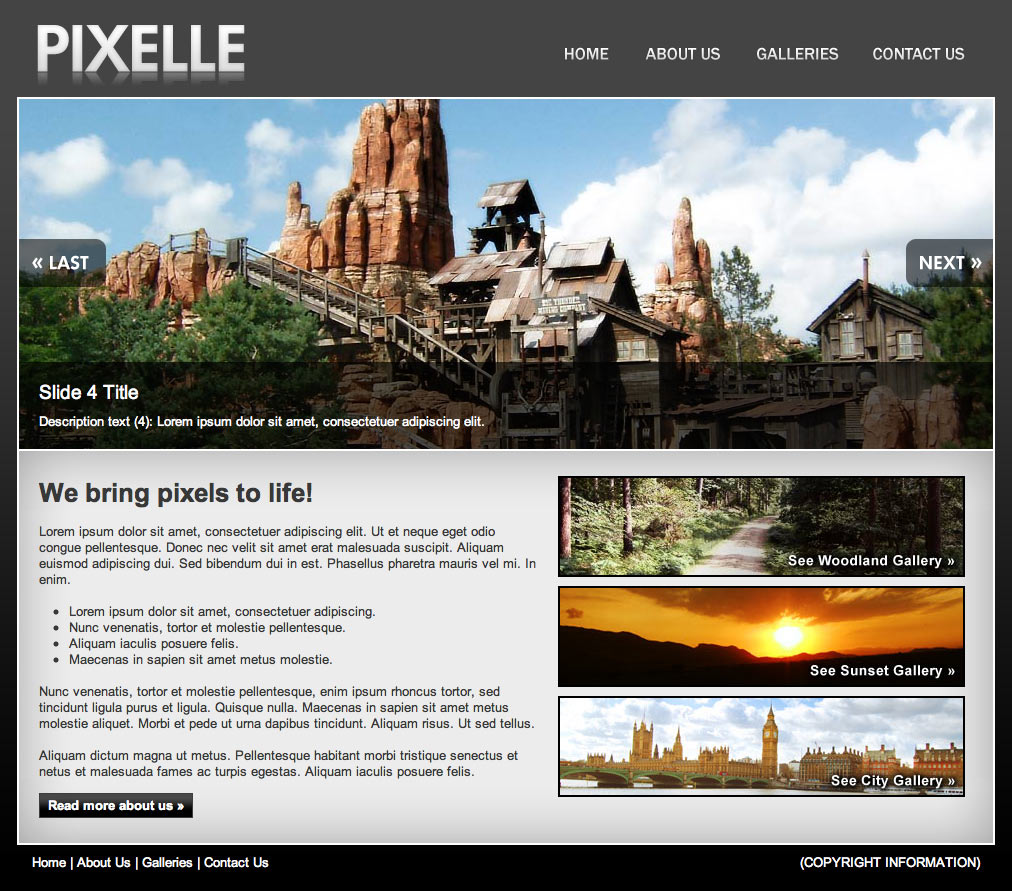 Free Download PIXELLE Nulled Latest Version