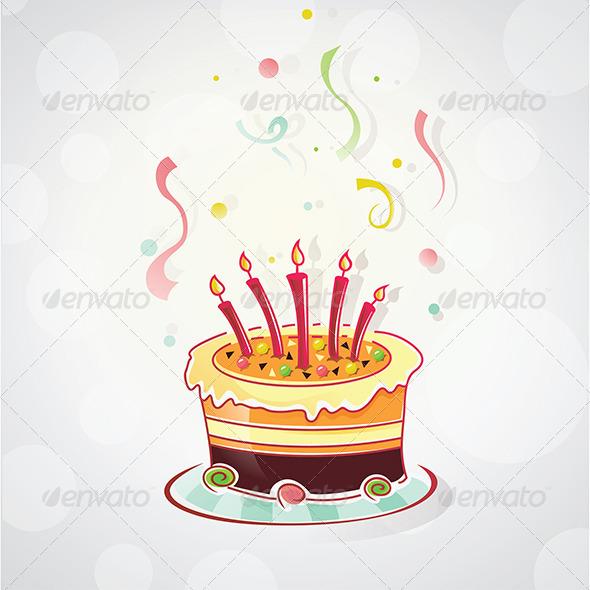 Birthday Cake - Birthdays Seasons/Holidays