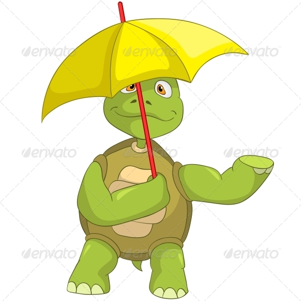 Turtle. - Animals Characters
