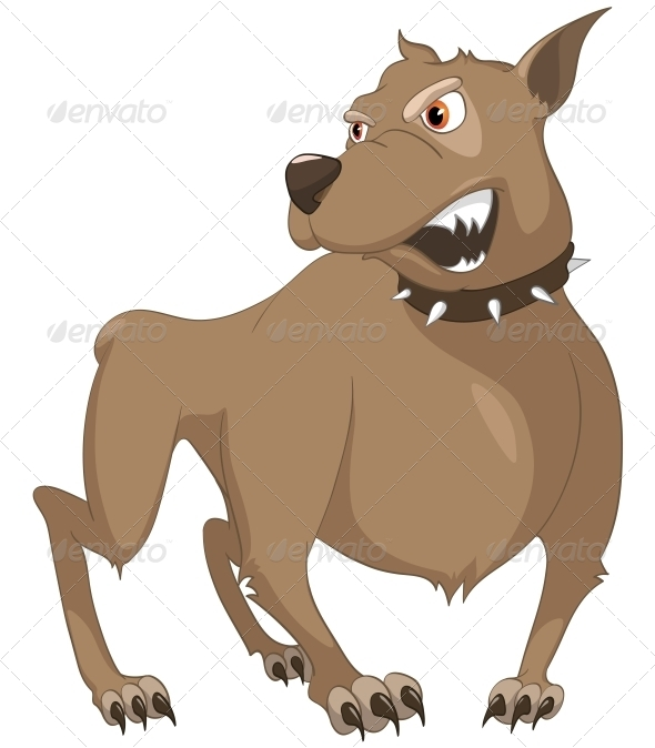 Cartoon Character Dog - Animals Characters