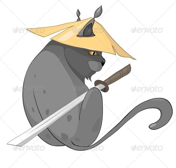 Cartoon Character Lynx - Animals Characters