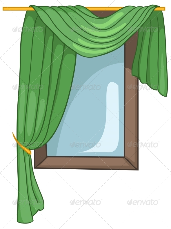 Cartoon Home Window - Miscellaneous Characters