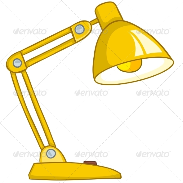 Cartoon Home Lamp - Miscellaneous Characters