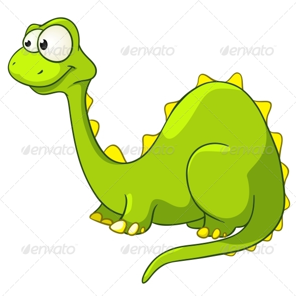 Cartoon Character Dino - Miscellaneous Characters