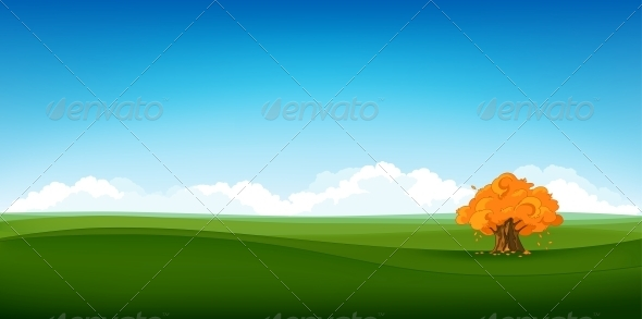 Field Landscape - Miscellaneous Characters