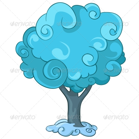 Cartoon Tree - Miscellaneous Characters
