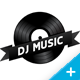 Vinyl Party Music - GraphicRiver Item for Sale