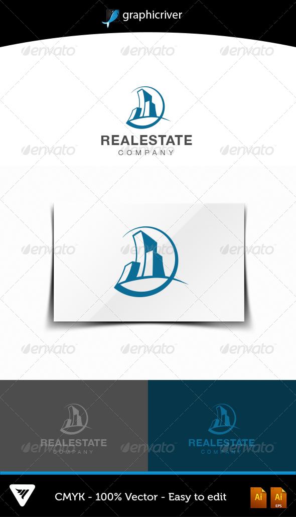 RealEstate - Logo Templates